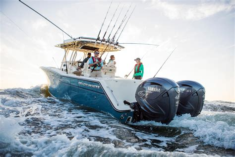 fishing boat motors prices big new yamaha xto offshore 425 outboard revealed boats