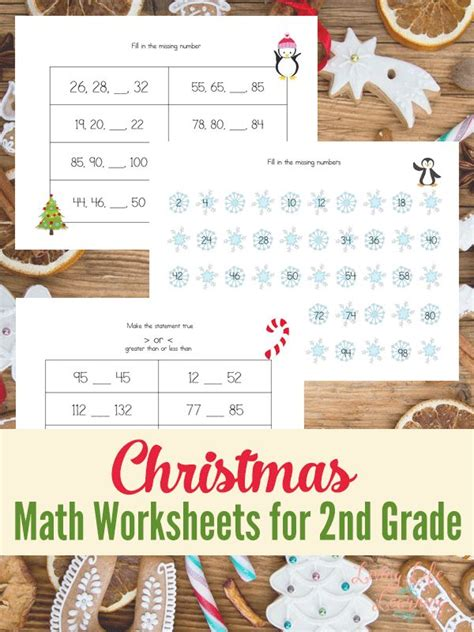 17 best ideas about christmas math worksheets on pinterest