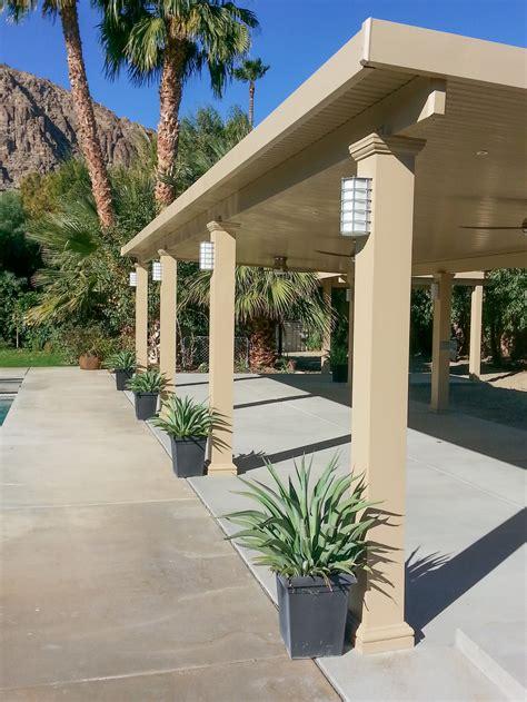 Patio Columns Design Patio Cover Designs Patio Ideas Valley Patios Palm Desert Indio La Quinta Rancho Mirage