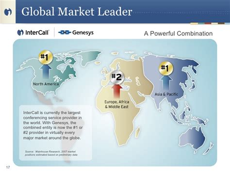 intercall genesys intercall corporate overview