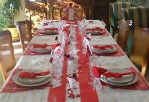 deco table noel et blanc meilleures images d
