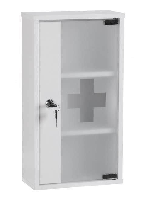 erste hilfe schrank medizin schrank haus m 246 bel finebuy medizinschrank