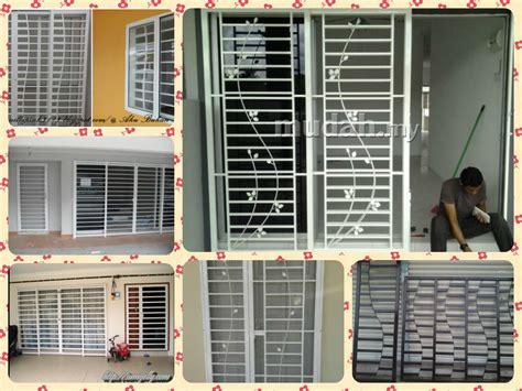 membuat gate rumah grill pintu dan tingkap terkini newhairstylesformen2014 com