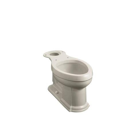 comfort height toilet round bowl kohler memoirs comfort height round front toilet bowl only
