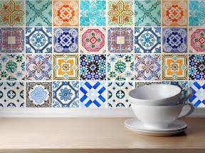 Exceptional Autocollant Carrelage Cuisine #3: Traditional-Spanish-Tiles.jpg