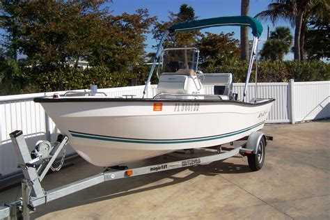 key largo boats 2005 key largo 160 sold the hull truth boating and
