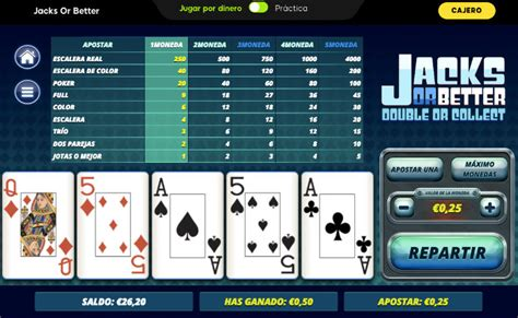 las slots de videopoker como jacks    casino