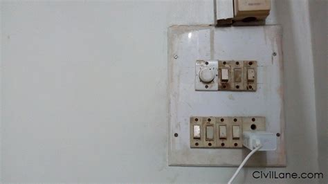 electrical wiring tips for indian homes civillane