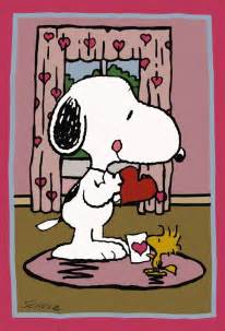 snoopy valentines day snoopy s day