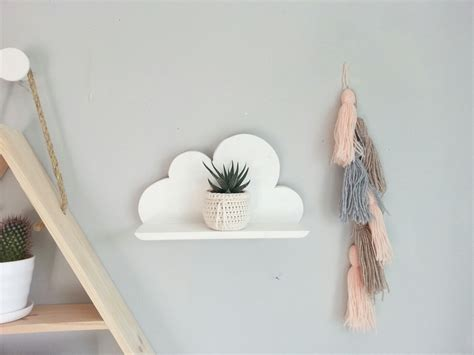 wooden cloud shelf pine cloud shelf made by craftedpineco