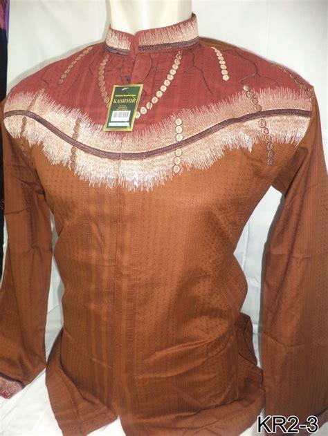 Baju Koko Kashmir baju koko model terbaru 2014
