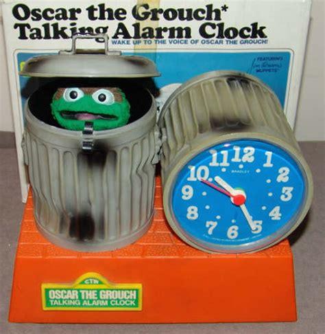 oscar the grouch alarm clock grouches wiki