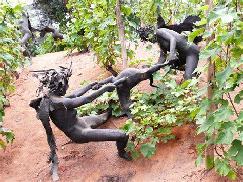 garden of arts garden craft ideas virdigris gardening