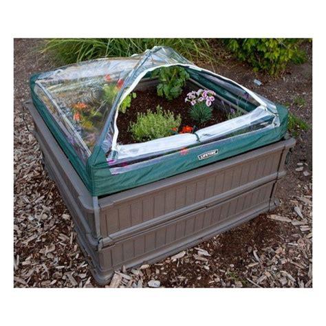 lifetime raised garden bed lifetime 10 pack raised garden beds 2 beds 1 vinyl