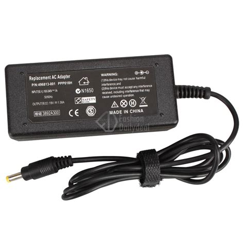 Adaptor Laptop Hp 1000 ac adapter charger for hp mini 210 1012sa laptop netbook power uk