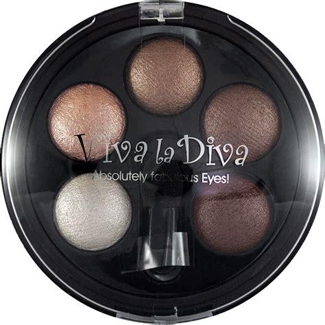 Viva Eyeshadow No 10 kj 248 p eyeshadow quintet 5g viva la 216 yenskygge fri