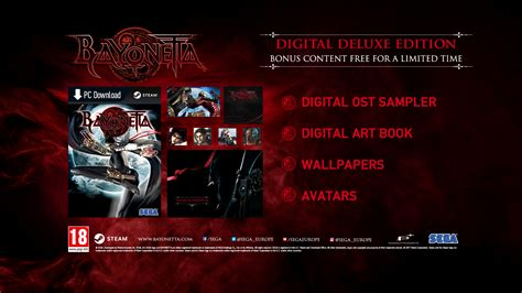 Bayonetta 2 Pc Version the pc version of bayonetta is now available on steam