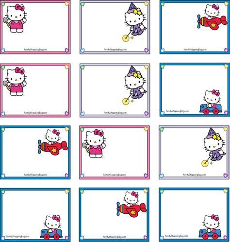 Printable Hello Kitty Tags | hello kitty word search print new calendar template site