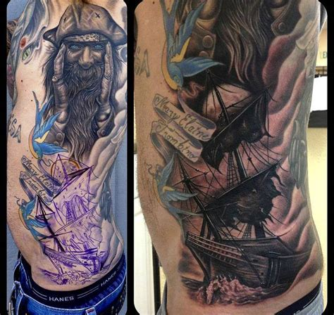 tattoos of the caribbean quotes pirates quotesgram