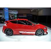 NYIAS 2011 Honda CR Z Hybrid R Concept Live Photos