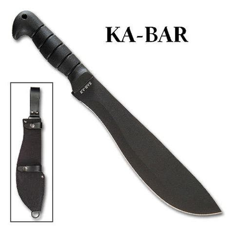 kabar cutlass kabar cutlass w leather sheath true swords