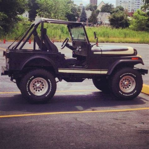 1974 Jeep Cj5 Find Used 1974 Jeep Cj5 304 V8 In Quincy Massachusetts