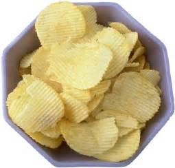 infofacts potato chips