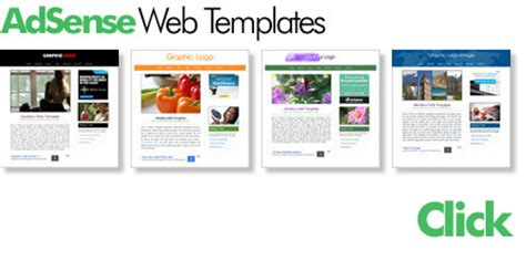 How To Create An Adsense Website Google Adsense Help Ready Made Website Templates