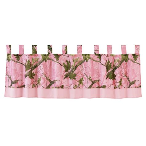 pink realtree camo curtains pink camouflage curtains pink camo valance camo trading