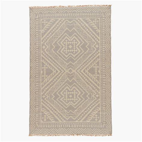 what is a flat weave rug bhutan grey flat weave rug shop decorative area rugs dear keaton