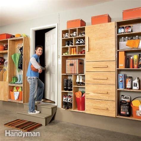 Storage Ideas In Garage Garage Storage Backdoor Storage Center