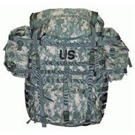 multicam large rucksack usgi molle ii large rucksack system