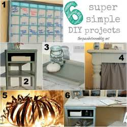 dyi projects simple diy projects