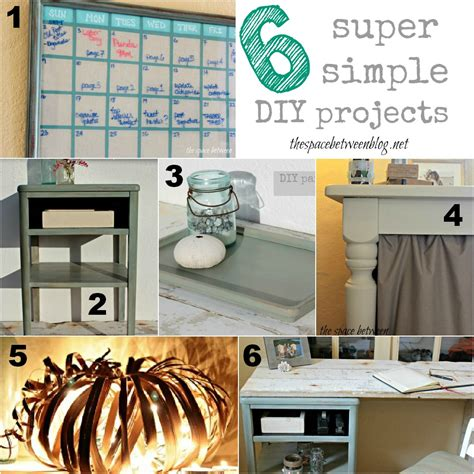 easy diy projects simple diy projects