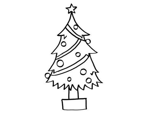 193 rbol de navidad dibujo para colorear e imprimir