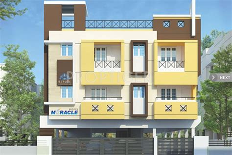 910 sq ft 2 bhk 2t apartment for sale in repute homes