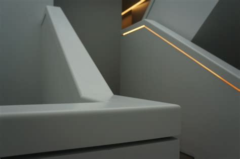 corian handrail corian 174 handrail counter production ltd