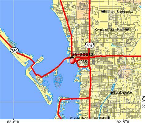 zip code map sarasota 34236 zip code sarasota florida profile homes