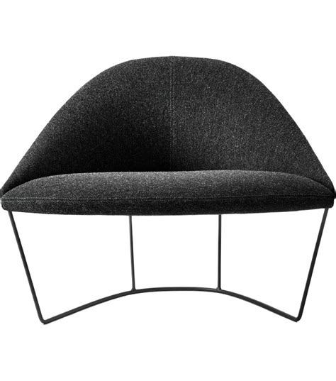 Chaise M by Colina M Arper Armchair With Slade Base Milia Shop