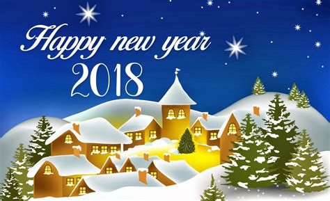 new year ecard happy new year 2018 greetings