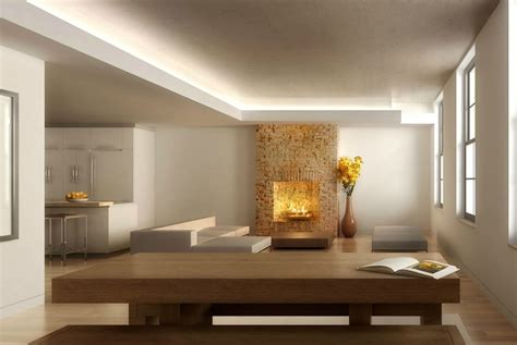 fireplace focus interior design ideas