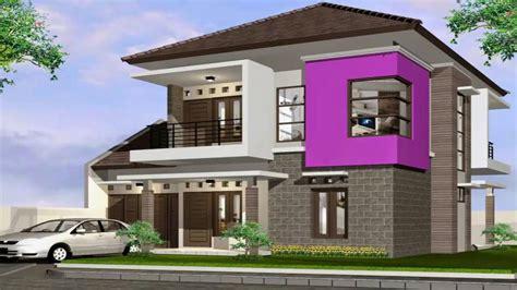 los mejeros  modelos de fachadas de casas pequenas modernas youtube