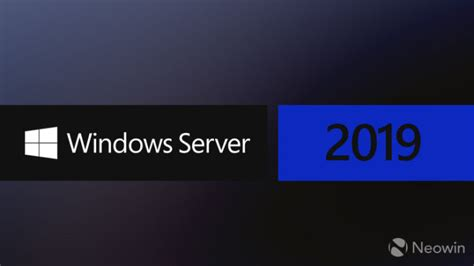 Microsoft Windows Server microsoft announces windows server 2019 and the preview is available aadhu