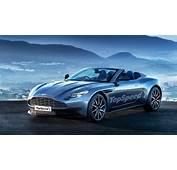 2018 Aston Martin DB11 Volante Review  Top Speed