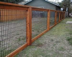 backyard fence for dogs 25 best wire fence ideas on cattle panel