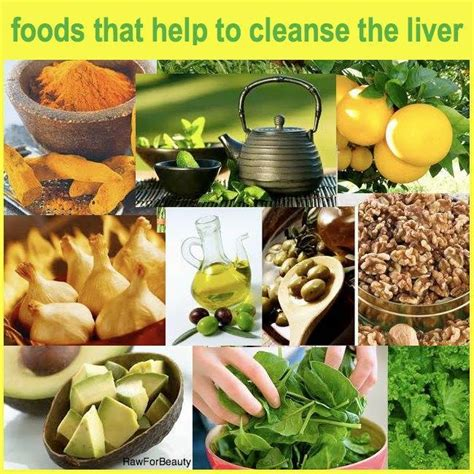 Foods That Help You Detox From by Foods That Help Cleanse The Liver Health Fitness Tips