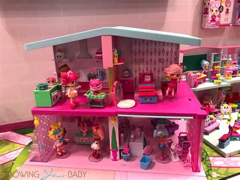 Ready Shopkins Cutie Cars Car shopkins happy places mansion growing your baby