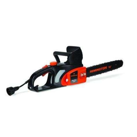 remington 16 in 12 corded electric chainsaw 16in