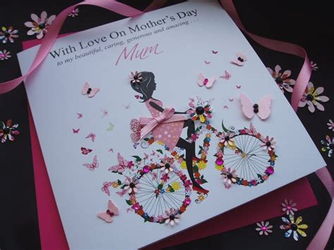 latest mother s day cards handmade cards for mother happy mother s day personalised mother s day cards mother s day cardspink
