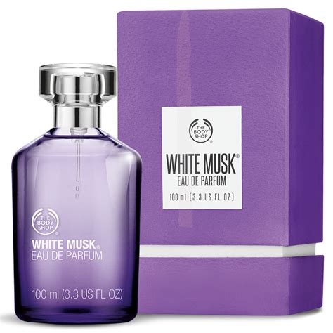 Parfum White Musk the shop edt and perfume sale the saver